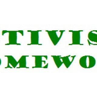 activist homework
