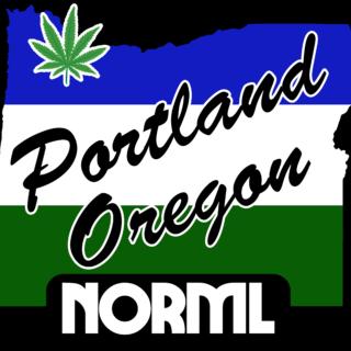 Official Portland NORML Logo